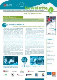 newsletter 4_ing - mountain.PROJECTS