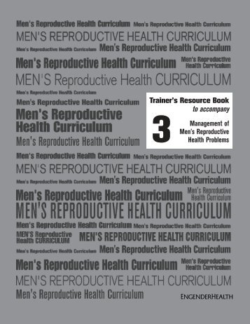 Trainer's Resource Book to accompany ... - EngenderHealth