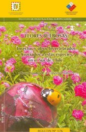 Flores bulbosas: Insectos y otros invertebrados asociados a - Inia