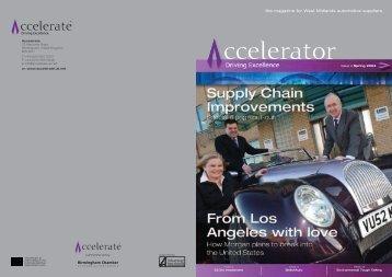 Accelerate - Caramba Marketing Ltd