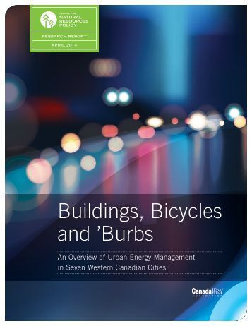 Buildings Bicycles and Burbs v11