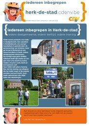 herk-de-stad.cdenv.be - Limburg - CD&V