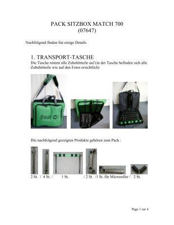 PDF-Dokument - Matchangler-Shop Fiebig