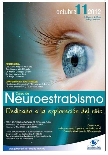 curso de neuroestrabismo