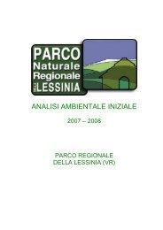 Analisi Ambientale Iniziale Rev 9_1 parte - Parco Naturale ...