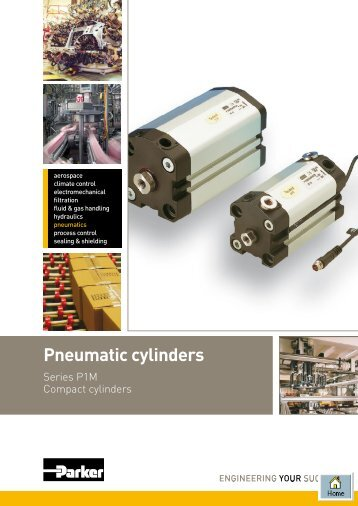 Pneumatic cylinders - Wiltec