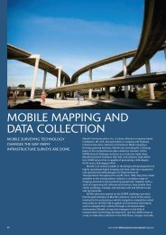 Mobile Mapping and Data Collection - Velodyne Lidar