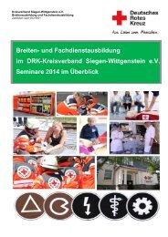 herunterladen - DRK-Kreisverband Siegen-Wittgenstein eV