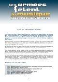 Télécharger le dossier de presse - ONAC - Page 2