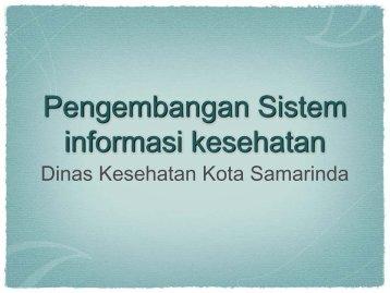 Drg. Nina Endang Rahayu - Kebijakan Kesehatan Indonesia