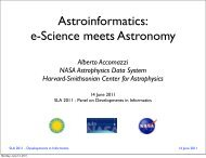 Astroinformatics: e-Science meets Astronomy