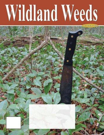 Summer 2009 - Florida Exotic Pest Plant Council
