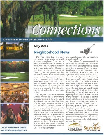 Neighborhood News - Dine Here US