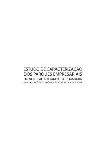 Caracterização dos Parques Empresariais do Norte Alentejano e ...