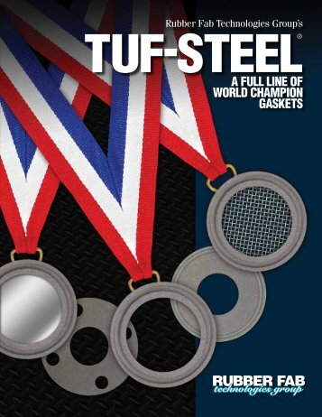 Tuf-Steel® PDF - Rubber Fab Mold and Gasket