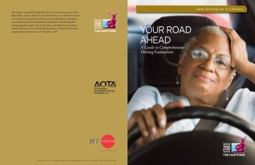 Your Road Ahead A Guide to Comprehensive Driving Evaluations