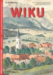 Ausgabe 409 - WIKU