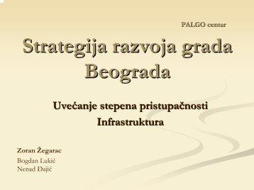 Infrastruktura - PALGO centar