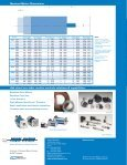 Brush Servomotor Product Guide - Page 4