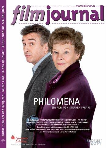 PHILOMENA - Filmforum