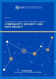 Cybersafety, security and data privacy - Full Report
