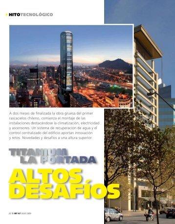 TiTanium La PorTada - Biblioteca