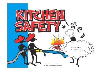 Kitchen Safety PowerPoint