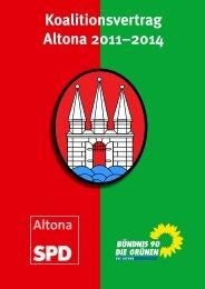 Koalitionsvertrag Altona 2011–2014 - Anna Elbe