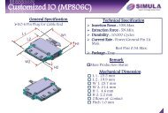 Download this catalogue - DAU Components