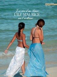 L'ILE MAURICE - Magazine Sports et Loisirs