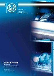Catalog / General Catalog - Soler & Palau