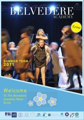 Summer Term 2011 News Magazine.pdf - The Belvedere Academy