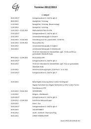 Termine 2012/2013 - Gymnasium Herkenrath
