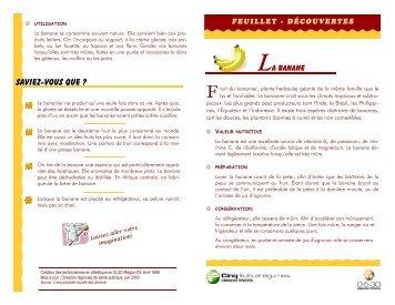 FD - Banane