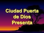 El Espíritu Santo también - Ciudad Puerta de Dios
