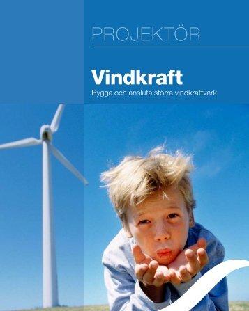 Handbok för stora vindkraftverk - Länsstyrelserna