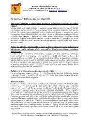 novinky září 2013 - Rodinné Integrační Centrum os