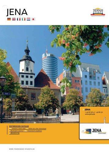 JENA JENA - Thüringer Städte