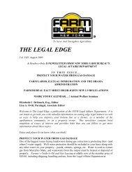 THE LEGAL EDGE