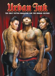 the only tattoo magazine for the urban culture - AMERICA'S ...
