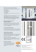 Comfort Haustüren - Hörmann - Page 3
