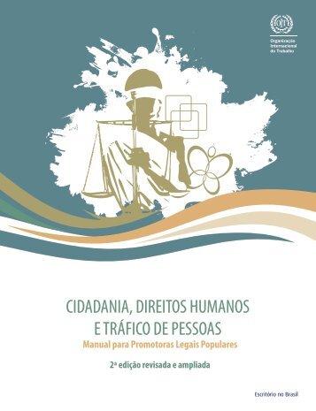 Cidadania, direitos humanos e trafico de pessoas - Organização ...