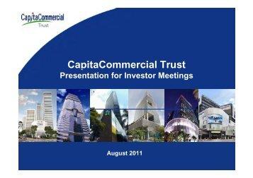 Attachment 1 - For Investors