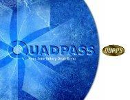 Download QuadPass brochure - The Dupps Company