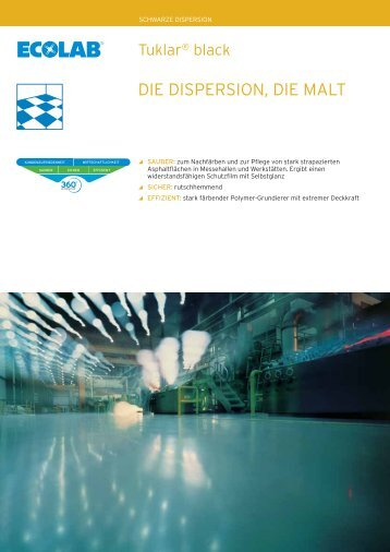 DIE DISPERSION, DIE MALT
