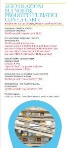 Ovunque, con un solo Pass Wherever, with one ... - Turismo Torino - Page 3