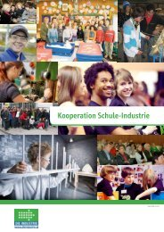 Download Kooperation Schule-Industrie ... - Die Industrie
