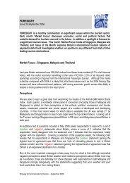 Foresight issue 35 - VisitBritain