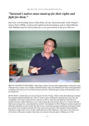 interview_baru_bian.pdf (410KB) - Bruno Manser Fonds