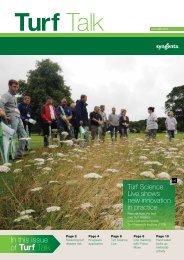 of Turf Talk - GreenCast